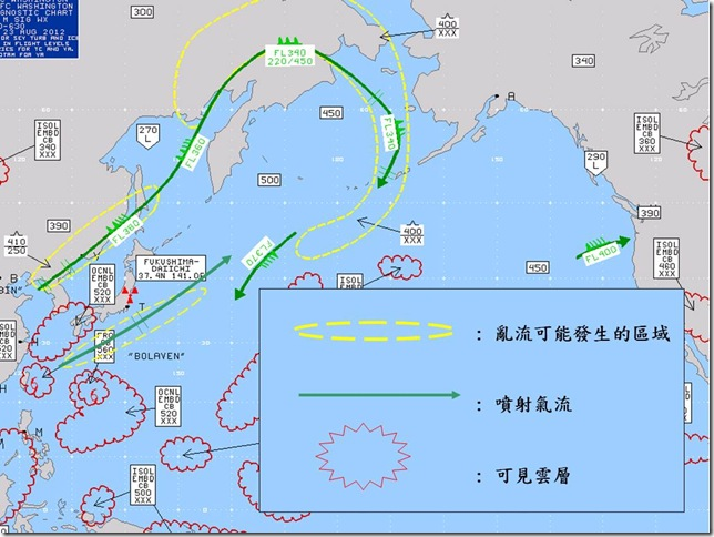 enroute wx chart